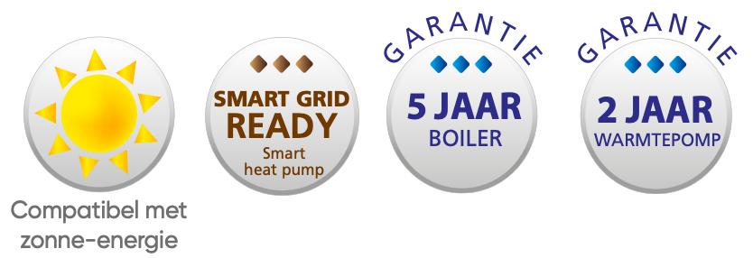 IZI HEAT boiler garantie